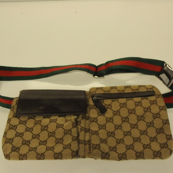 527c747253478 Gucci Handbags - Gucci Waist Pack NWOT